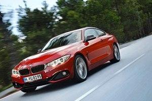 Четырехдверная версия купе BMW 4-Series