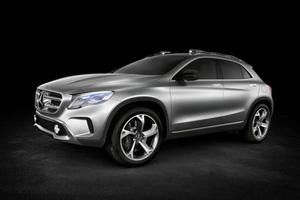 Mercedes-Benz GLA получил первую спецверсию