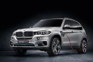 BMW X5 eDrive расстанется со статусом концепта