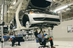Bentley к 2018 году увеличит объем продаж