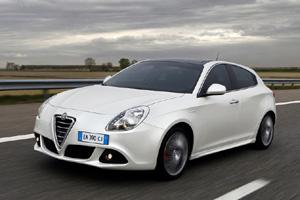 Хэтчбек Alfa Romeo Giulietta претерпел обновления