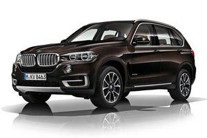 Компания BMW представила бронированный Х5