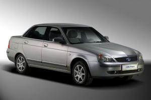 Самые покупаемые машины в России
