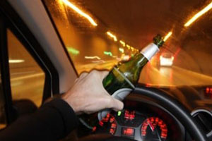 Пьяных водителей лишат свободы