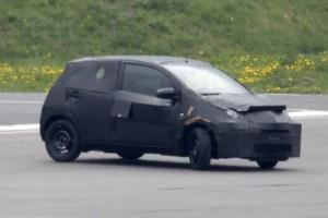 Toyota Aygo: фото попали в Сеть!