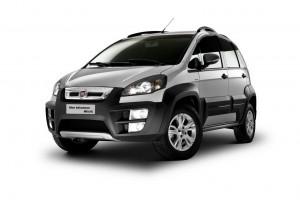 Новая модель от Fiat появилась в России