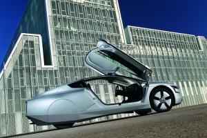 Volkswagen XL1 - самый дорогой гибрид