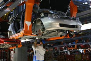 Volkswagen открыл новый завод в Китае