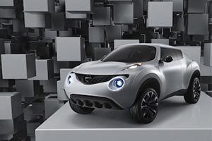 Nissan хочет выпустить электрический Qashqai