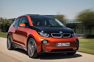 BMW увеличит выпуск электрокара i3
