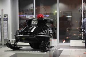 Для охраны Сочи 2014 будут использовать снегоходы Yamaha