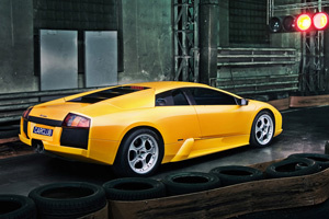 Lamborghini представила родстер Veneto