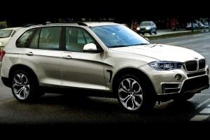 BMW готовит обновление кроссовера 4 серии