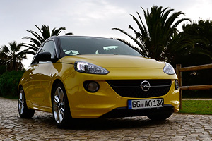 Opel намерен создать кроссовер на базе Adam