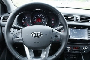 Рост продаж KIA Motors составил 1,9%