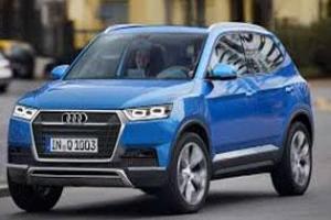 Audi расширит линейку  кроссоверов