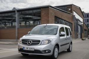 Mercedes-Benz представил новые фургоны