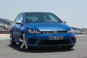 Volkswagen Golf R уже доступен в России