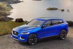 Jaguar представил новый концепт C-X17