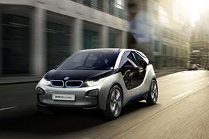 Объемы производства BMW i3 могут быть увеличены