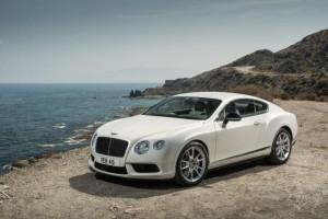Популярность автомобилей Bentley