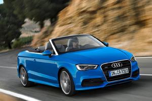Кабриолет Audi A3 - в серийное производство
