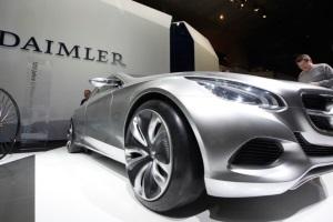 Daimler построет завод в Бразилии