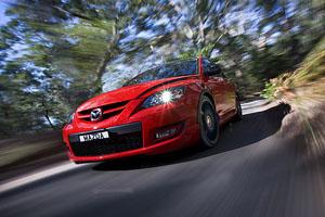Mazda3 MPS станет полноприводной