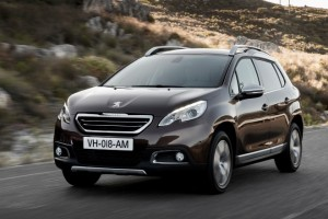 Peugeot представит большой кроссовер?!