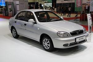 ЗАЗ Sens - самый популярный автомобиль в Украине