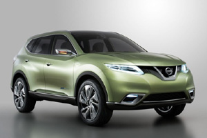 Британцы построят 1000-сильный Nissan Qashqai