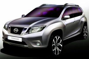 Nissan Terrano будут выпускать в России