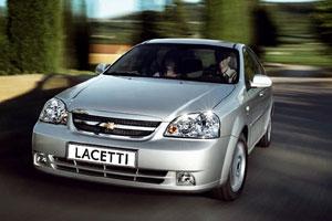 Chevrolet Lacetti уходит из Украины