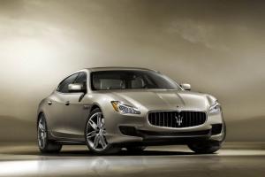 Спрос на автомобили Maserati стремительно растет