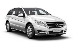 Mercedes-Benz V-Class рассекречен