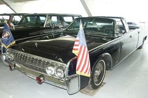«Двойник» лимузина Кеннеди уйдет с молотка