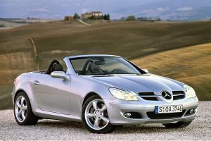 Вскоре на японском рынке появится новый Mercedes