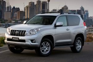 Toyota Land Cruiser Prado уже доступен в Украине