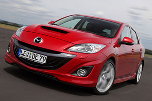 Новая Mazda3 MPS обещает полный привод