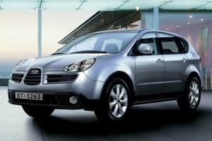 Subaru заменит кроссовер Tribeca