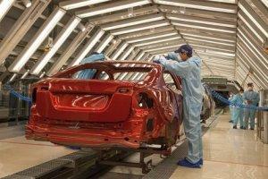 В Китае начат выпуск Volvo S60L