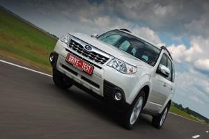 Subaru снова обновил кроссовер Forester
