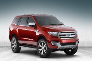 Ford представил концепт внедорожника