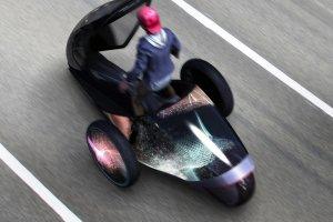Toyota привезет на моторшоу авто без руля