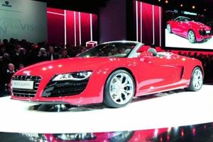 Audi сделает два спорткара серийными