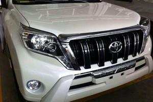Toyota превратит свои внедорожники в гибриды