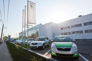 Ford в октябре удвоил продажи в Китае