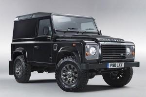 Land Rover обновит Defender к 2017 году