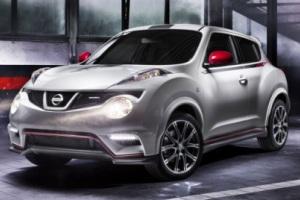 Nissan представил новую модель Juke