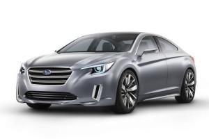 Презентация нового Subaru Legacy